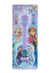 Disney Frozen Simulation Guitar Musical Toy Gift For Girls +3