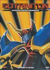 6 Dvd Box Cofanetto GOTRINITON ~ SENGOKU MAIJIN GOSHOGUN serie completa 1981