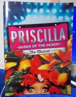 PRISCILLA QUEEN OF THE DESERT - THE MUSICAL - 10th Anniversary Aust Program
