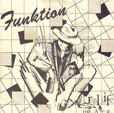 "FUNKTION - Real Life (1984 NEDERPOP / FUNK VINYL SINGLE 7"")"