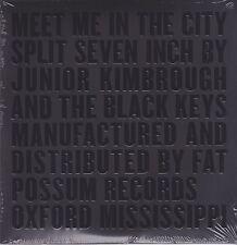 "THE BLACK KEYS JUNIOR KIMBROUGH meet me in the city 7"" vinyl RSD 2015 RSD15"