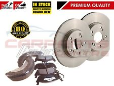 FOR JEEP GRAND CHEROKEE WH WK REAR BRAKE DISCS PAD PADS HANDBRAKE SHOES 05-10