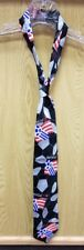 Vintage World Cup USA Soccer logo men's necktie