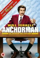 Anchorman, The Legend Of Ron Burgundy DVD, Very Good Condition