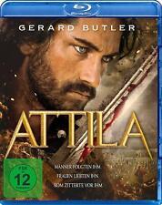 Attila the Hun (2001) * Gerard Butler * UK Compatible Blu-Ray New