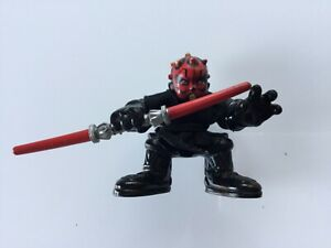 Star Wars - Galactic Heroes - Darth Maul - Double Lightsaber