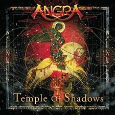 Temple of Shadows [Limited] by Angra (CD, Nov-2004, Inside Out)