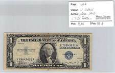 BILLET USA - 1 DOLLAR SERIE 1935 - TRES RARE!!!!!