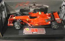F1 Ferrari 2007 F2007 Raikkonen 1/43 Hot Wheels
