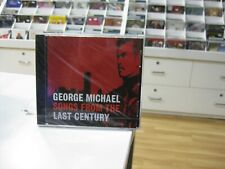 GEORGE MICHAEL CD EUROPE SONGS FROM THE LAST CENTURY 1999