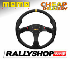 Momo MOD.80 EVO Suede Black 80 Steering Wheel CHEAP DELIVERY race rally 350 mm