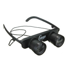 Binoculars Fishing Telescope High Clarity 3x28 Magnifier Glasses Style Outdoor