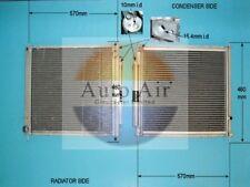 compatible con RENAULT MODUS/GRAND MODUS Condensador aire acondicionado 16-9980