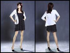 Fiberglass Female Display Mannequin Manequin Dress Form #MZ-ZARA1