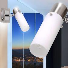 MUR éclairage marché du travail la vie chambre SPOT lampe pivotant verre lumière
