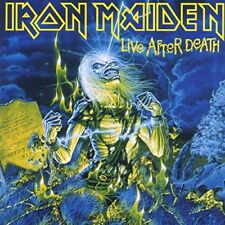 Live After Death 2 CD - Iron Maiden EMI