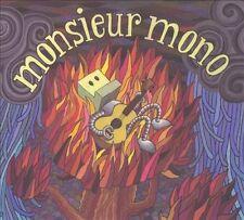 MONSIEUR MONO Petite Musique De Pluie (CD 2008) Quebec 12 Songs DIGIPAK