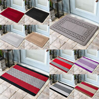 Small Large Door Mats Non Slip Hallway Runner Rug Living Room Bedroom Floor Mat