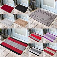 Small Large Door Mats Non Slip Hallway Runner Rug Living Room Bedroom Floor Mat