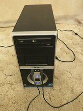 Nexlink Dg41Rq Desktop Computer Windows 7 w/ Dvd/Cd Rom Drive