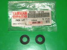 YAMAHA NOS RUBBER  WASHERS ZUMA JOG XJ600 XV920 ROYAL STAR 90202-10120