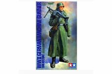 Tamiya 36306 1/16 WWII German Machinegun runer (GREATCOAT)