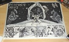 Star Wars Return of the Jedi / Powrót Jedi - Polish B2 - original Poster - RARE