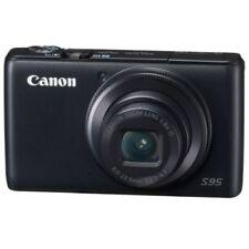 Near Mint! Canon PowerShot S95 Black - 1 year warranty