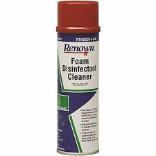 Renown Foam Desinfectant Cleaner - (1) Big 19oz Aerosol Spray