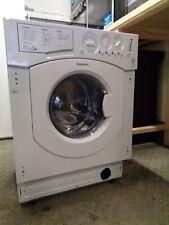 Hotpoint Bhwd 149/1 Aquarius Built in 7Kg Washer Dryer White (1993)