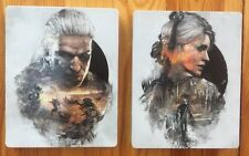 THE WITCHER 3 STEELBOOK NO MAN'S LAND G2 SONY PS4 XBOX ONE COLLECTOR'S EDITION