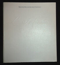 Maestri rilegatori per l'Infinito - Giacomo Leopardi - 125 Reliures d'Art - 1998