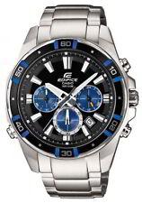 Casio Herrenuhr Edifice Armbanduhr Edelstahl Uhr EFR-534D-1A2VEF