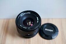Mamiya Phase One 645 Medium Format Wide 35mm AF Lens