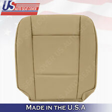 PASSENGER BOTTOM ALL LEATHER SEAT COVER TAN FITS 2002 2003 2004 2005 2006 BMW X5