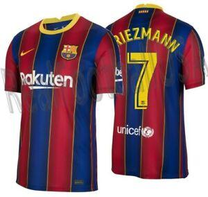 NIKE ANTOINE GRIEZMANN FC BARCELONA HOME JERSEY 2020/21