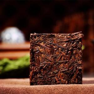 200g Yunnan 10 Years Old Pu-erh Class Puerh Tea Cooked Puer Tea Shu Pu'er Brick