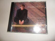 Cd  Love Songs von Elton John (1995)