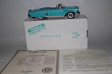 Danbury Mint 1958 Chevrolet Impala Convertible, 1:24 Scale Die Cast Model