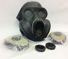 Soviet russian Black gas mask PBF EO-19 size 2 MEDIUM