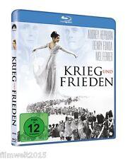 Krieg und Frieden [Blu-ray](NEU/OVP) Audrey Hepburn, Henry Fonda / Leo Tolstoi