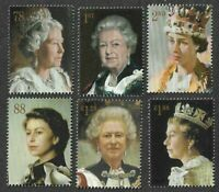 Great Britain Queens Portraits 2013 mnh