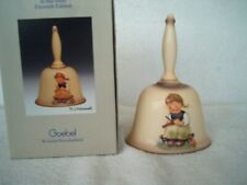 New listing Hummel Goebel Bell 1988 Eleventh Edition With Box