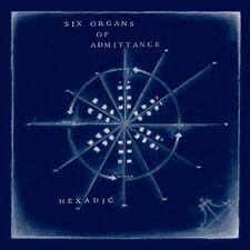 SIX ORGANS OF ADMITTANCE - HEXADIC  CD NEW+