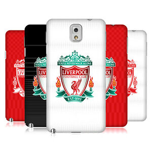 OFFICIAL LIVERPOOL FOOTBALL CLUB CREST DESIGNS BACK CASE FOR SAMSUNG PHONES 2