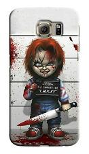 Halloween Chucky Samsung Galaxy S4 5 6 7 8 9 10 E Edge Note 3 - 10 Plus Case s14