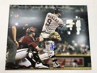Houston Astros Marwin Gonzalez Signed 8x10 Photo D Minnesota Twins