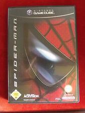 Nintendo GameCube juego Spiderman + instrucciones