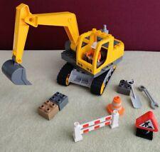 Lego Duplo 4986 - La Pelleteuse - Complet - Construction #82