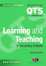 Learning and Teaching in Secondary Schools by SAGE Publications Ltd...